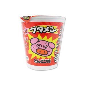 【おやつカンパニー】カップブタメンとんこつ(30個入)|nichokichi