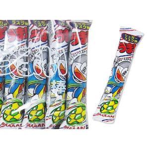 やおきん うまい棒 シュガーラスク (バラ売り)1個売り お菓子 駄菓子 景品 販促品 スナック 菓子 おつまみ|nichokichi
