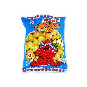 松山製菓  テキサスコーン 元祖 たこやき ( 30個入 )駄菓子 お菓子 景品 販促品 スナック 菓子 子ども会|nichokichi