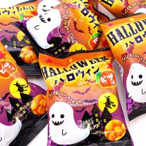 期間限定のハロウィンのコーンスナックです! ハロウィンにぴったりなかわいいパッケージが、 ハロウィン...