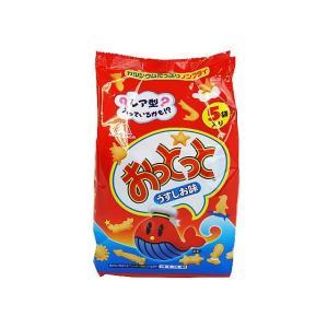 駄菓子のまとめ買い・スナック系の駄菓子 森永おっとっと うすしお味18g×5小袋(10個入)|nichokichi