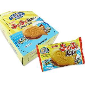 駄菓子 業務用 まとめ買い ・チョコ系の駄菓子 名糖 ぷくぷくたい エアインチョコ (10個入)|nichokichi