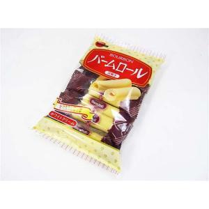 お菓子のまとめ買い・チョコ・ビスケット系のお菓子 ブルボン バームロール(12個入)|nichokichi