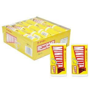 駄菓子ミニボトルラムネ系の駄菓子 オリオン ミニラムネ ビタC(30個入)|nichokichi