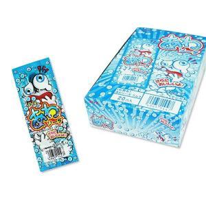 駄菓子まとめ買いラムネ系の駄菓子 コリス あわソーダラムネ(20個入)|nichokichi