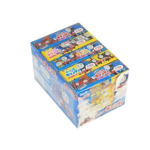 お菓子のまとめ買い・ガム、アメ系のお菓子 ロッテ 5枚トーマス チューイングキャンディ (20個入)|nichokichi