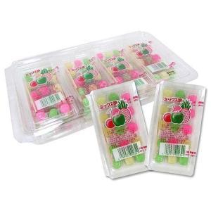駄菓子のまとめ買い グミ系の駄菓子 明光 ミックス餅(20個入)|nichokichi
