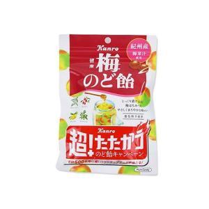 カンロ 健康梅ののど飴 (6個入)業務用 お菓子 飴 問屋 まとめ買い