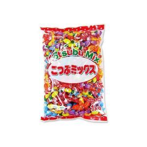 駄菓子 業務用 まとめ買い ・あめ系の駄菓子  かわぐちのあめ こつぶミックス 1kg|nichokichi