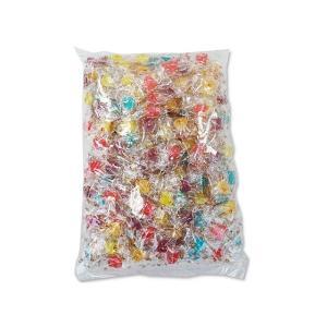 駄菓子のまとめ買い・キャンディ・あめ系の駄菓子 大加 ファンシーベアーキャンディ 業務用 (1kg)|nichokichi
