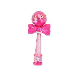 サンリオのラムネ入り玩具菓子「みんなのけんだまあそび」 人気のサンリオキャラクターの楽しいけん玉です...