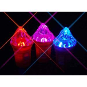 光る ソフトクリーム ライト(48個入)光るおもちゃ 景品 子ども会 不良返品不可|nichokichi