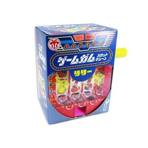 リリー  玉出しガム スロットマシーン ゲーム ガム (120個+当) 駄菓子 業務用 まとめ買い ガム 景品 販促品|nichokichi