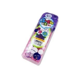 ロッテ ふーせんの実ガム ブルーベリー味 (10個入)駄菓子 お菓子 ガム 業務用 景品 販促品|nichokichi