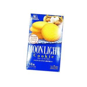 【お菓子まとめ買い・ビスケット・クッキー系のお菓子】 森永 ムーンライトクッキー (5個入)|nichokichi