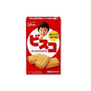 【お菓子まとめ買い・ビスケット・クッキー】 15枚ビスコ(10個入) 【グリコ】|nichokichi
