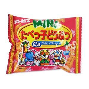 お菓子のまとめ売り・ビスケット系の駄菓子 ギンビス 30g たべっ子どうぶつMINI メープルバター味(10個入)|nichokichi
