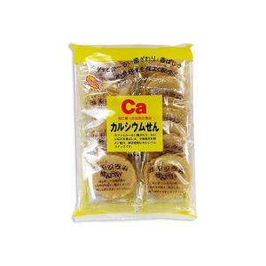 お菓子のまとめ買い・炭酸せんべい系  かしわ堂 27枚 カルシウムせん ( 12個入 )