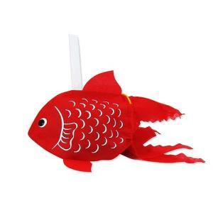 【お菓子用ラッピング・梱包資材】320W×250H 夏祭り・縁日に 金魚巾着  20枚入り|nichokichi
