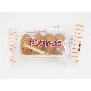 【カステラ・ビスケット系の駄菓子】ミヤタのヤングドーナツ(20袋入)【ミヤタ】|nichokichi