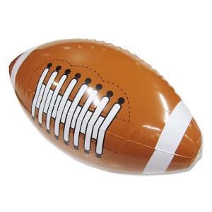 【景品玩具まとめ買い・スポーツ系のおもちゃ】ビーチボール ラグビー(12個入) nichokichi