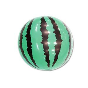 【景品玩具まとめ買い・スポーツ系のおもちゃ】ビーチボール すいか(30個入) nichokichi