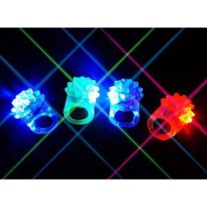 光る フルーツ 指輪(36個入)光るおもちゃ 景品 子ども会 縁日用品 お祭り アクセサリー|nichokichi