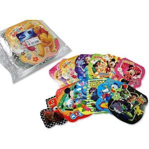 ディズニー オールスター らくがき帳 (24個入) 玩具 おもちゃ 景品玩具  縁日 お祭り くじ引き お子様ランチ 子供会|nichokichi