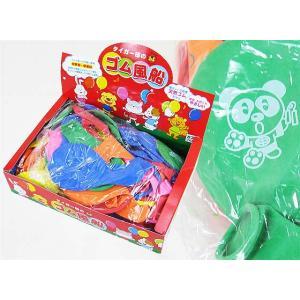 【エア玩具・風船】イベントに。絵付きゴム風船(100個入)【タイガー】|nichokichi