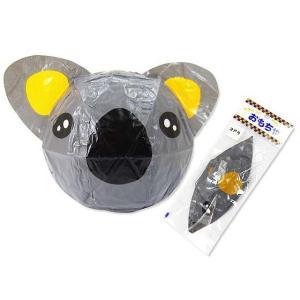 玩具のまとめ買い・エア玩具・紙風船 アニマル紙風船 コアラ(12個入)|nichokichi