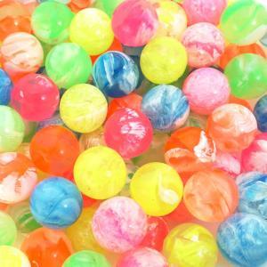 22mm マーブル スーパーボール ( 100個入) すくい 景品 縁日 お祭り 夏祭り nichokichi