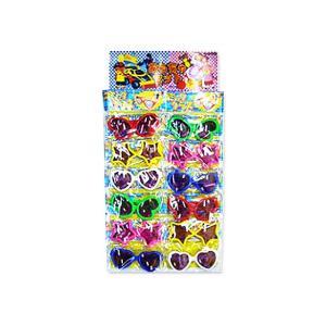 【当てものくじ・景品玩具】コミックグラス台紙12付|nichokichi
