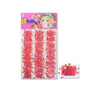 懐かしい景品・雑貨  紙せっけん 24個  台紙 イベント お祭り 縁日 子ども会|nichokichi