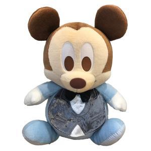 ☆(送料無料) ディズニー ウエイトドール フォーマル ベビーミッキー nico-marche