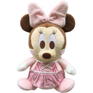 ☆(送料無料) ディズニー ウエイトドール フォーマル ベビーミニー nico-marche