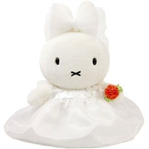 ☆ミッフィー ( miffy ) ウエイトドール ウエディング ドレス オレンジ DBJ-9006|nico-marche