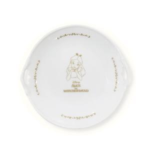 ディズニー 丸小皿 アリスインワンダーランド MDAT-002|nico-marche