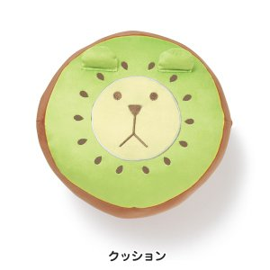 CRAFTHOLIC (クラフトホリック) クッション Fresh Fruit(フレッシュ フルーツ) キウイ SLOTH AS209-60|nico-marche