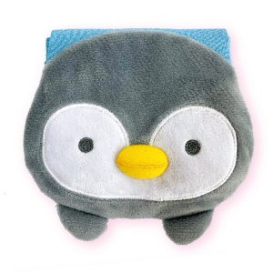 アニマルぬいぐるみポケットポーチ ペンギン TF-5533356BL nico-marche