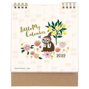 ムーミン 2022年 卓上カレンダー リトルミイ DM10-093 nico-marche