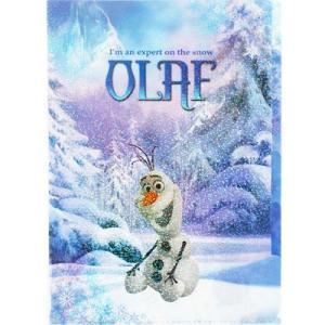 ディズニー アナと雪の女王 クリアファイル (5ポケット) オラフ S2157535|nico-marche