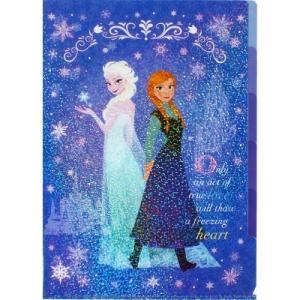 ディズニー アナと雪の女王 クリアファイル (5ポケット) アナ&エルサ S2157543|nico-marche