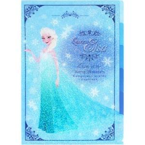 ディズニー アナと雪の女王 クリアファイル (5ポケット) エルサ S2157551|nico-marche