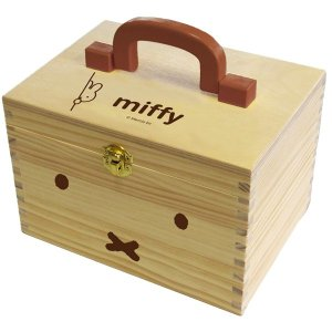 ミッフィー (miffy) 収納箱 DB4800|nico-marche
