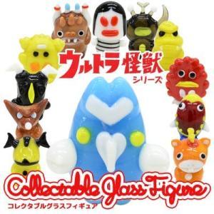 △ ウルトラ怪獣&快獣ブースカシリーズ コレクタブルグラスフィギュア