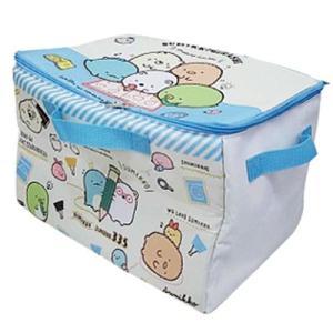 すみっコぐらし すみっコぐらしのおべんきょうテーマ 収納バッグ すみっコぐらしB 33698736|nico-marche