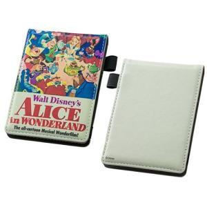 ☆ ディズニー ICカードポケット付メモパッド アリス IN-DA11/AC nico-marche
