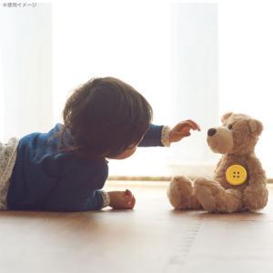 (送料無料)(ぬいぐるみセット) Pechat (ペチャット) ぬいぐるみをおしゃべりにするボタン型スピーカー + ひつじのメイプル 抱きまくらBIG メイ 48121-12|nico-marche|08