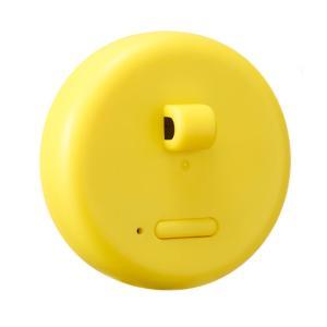 (ぬいぐるみセット) Pechat (ペチャット) ぬいぐるみをおしゃべりにするボタン型スピーカー + キイロイトリ ぬいぐるみ (M) MR75601|nico-marche|03