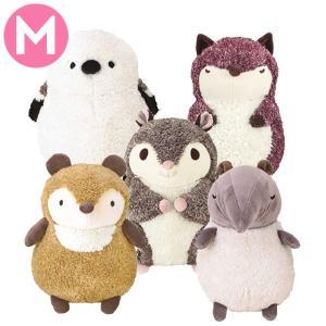 FLUFFY ANIMALS (フラッフィーアニマルズ) 抱きまくら (M) 68632-12/68632-24/68632-31/68632-42/68632-71|nico-marche